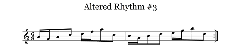 altered rhythm 3